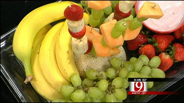 Teach Your Kids Healthy Eating Habits
