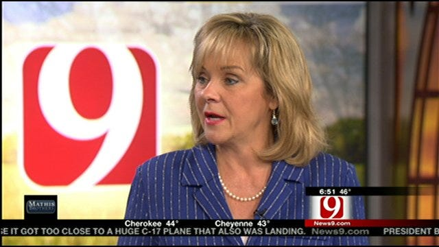 Gov. Fallin's First 100 Days In Office