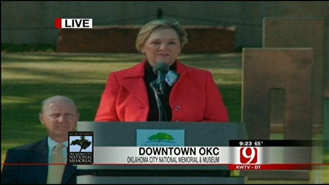 16 Years Later: Gov. Mary Fallin Speaks
