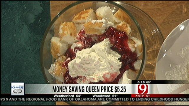 Money Saving Queen's 'Heavenly' Easter Recipe