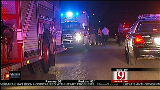 Oklahoma City Police Investigate Triple Shooting