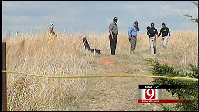 Authorities Say Body Found Dead In Logan County Suspicious