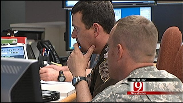 Emergency Officials Put On Stand By In Anticipation Of Wildfires