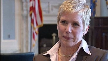 State Superintendent Janet Barresi Discusses Changes To Education Part 1