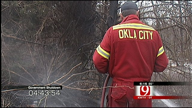 Spencer Homeowners Grateful For Hardworking Firefighters