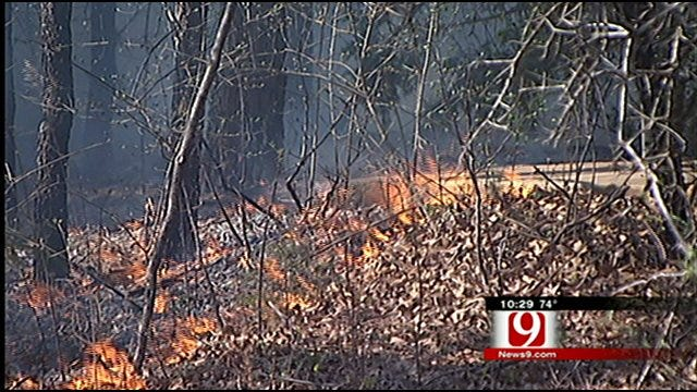 Camp Fire Ignites Grassfire At Lake Stanley Draper, Family Could Face Fines