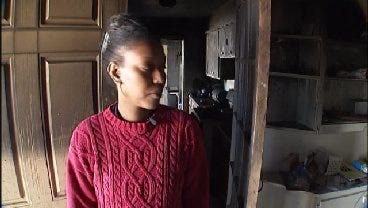 Mother Calling Daughter Hero For Saving Family From House Fire
