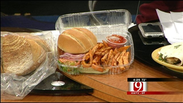 Combine Love Of Eating With Love Of Running At OKC Hungryman
