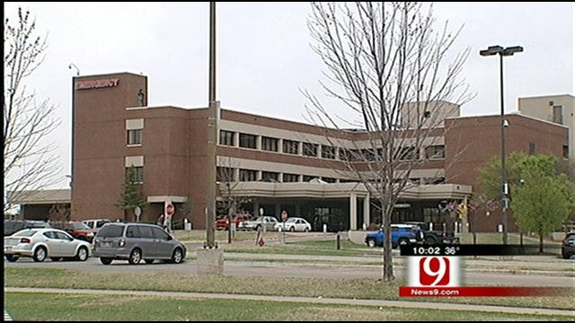 Construction Reportedly Reveals Mold Inside Norman Hospital