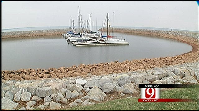 Extreme Drought Impacting City's Lakes