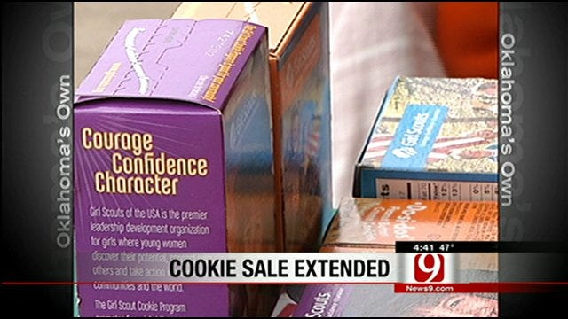 News in the 405: Girl Scout Cookie Sale Extended
