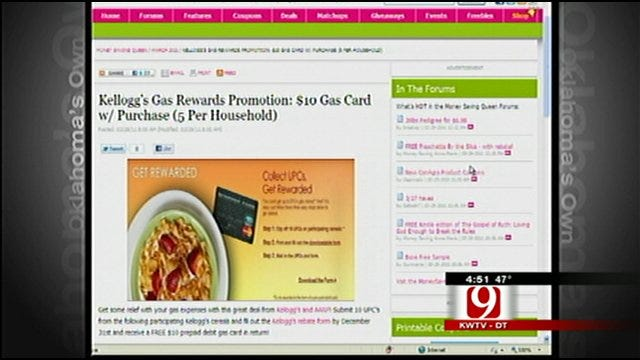 Money Saving Queen: Gas Rewards