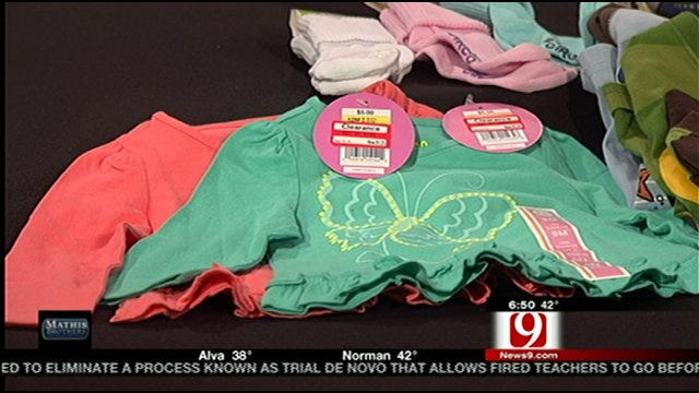 Great Deals On Children's Clothing