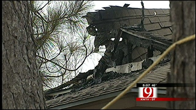 Firefighters Credit Smoke Detector For Saving 6 People In Norman House Fire
