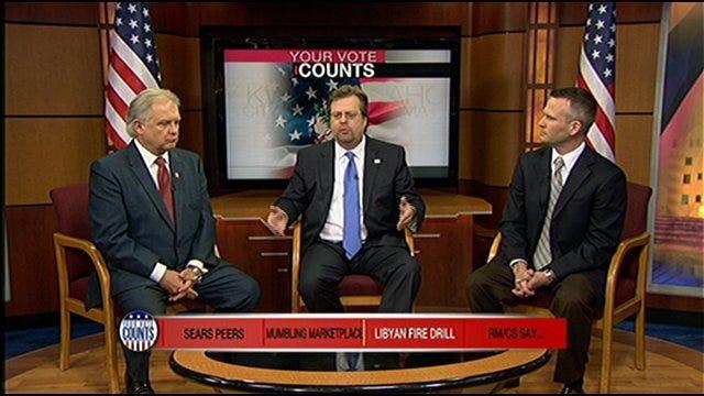 Your Vote Counts: Earl Sears Peers, Tort Reform Bill, U.S. In Libya