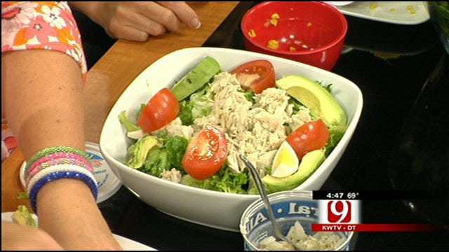 Caryn Ross Share Her Favorite Salad Recipes