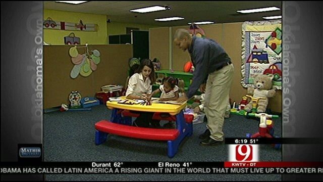 Oklahoma Ranks 2nd In Child Care
