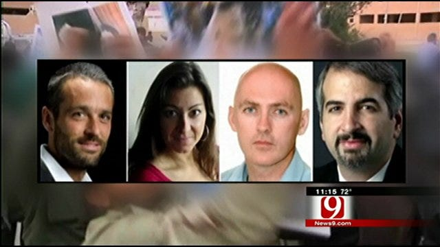 No Word On Oklahoma Native, Other Journalists Missing In Libya