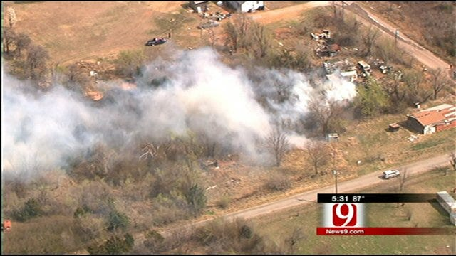 High Fire Danger, 33 Burn Bans In Effect