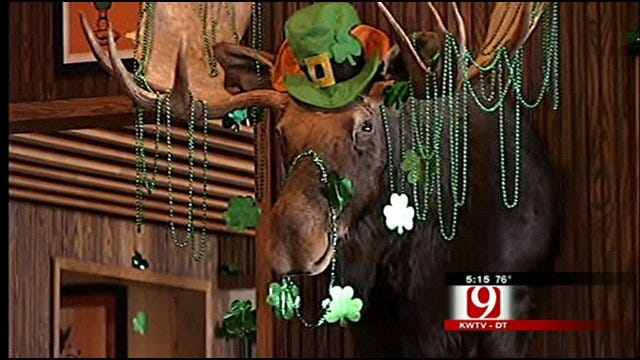 St. Patty's Day Increases 'March Madness'