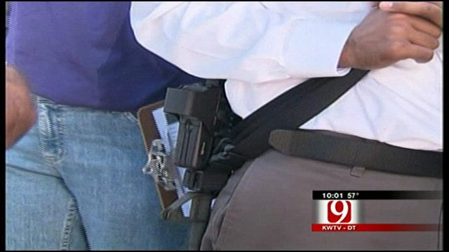 Open Carry Law One Step Closer To Becoming Reality In Oklahoma