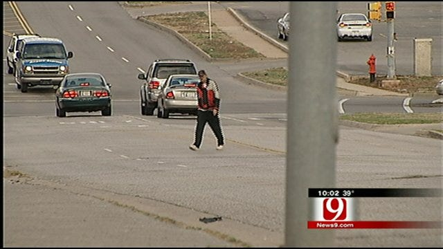 Residents Want Crosswalk At OKC Intersection With 7 Auto-Pedestrian Accidents