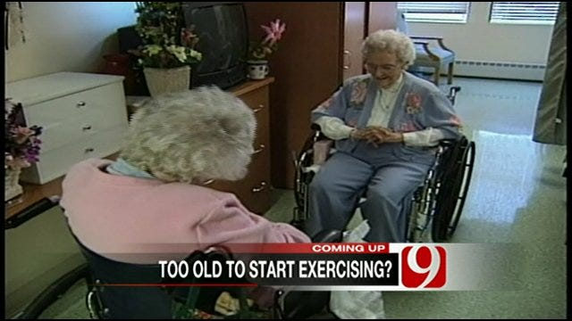 Today's Retirement: Exercising As You Age