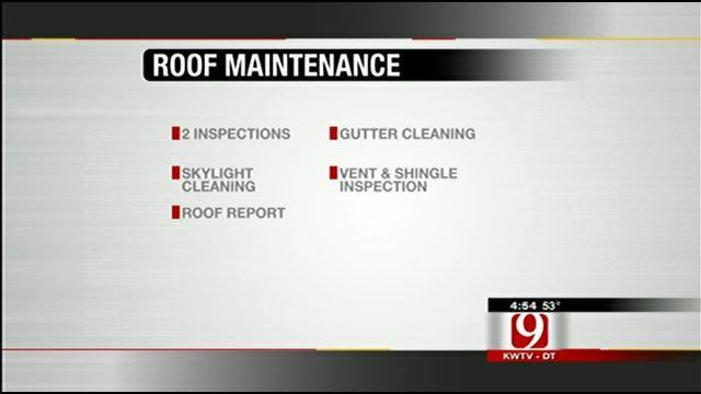 Saving Big Buck With The Roof Maintenance Program