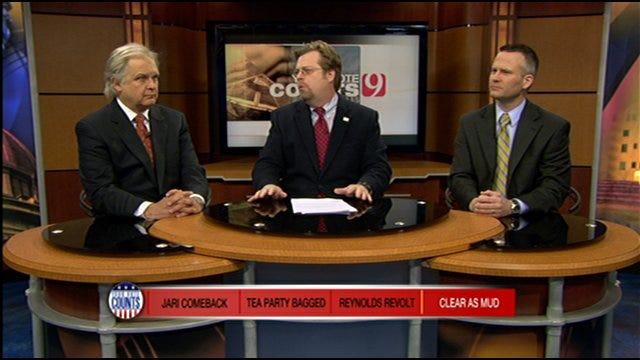 Your Vote Counts: Askins Appointment, Tea Party Future, Sen. Jim Reynolds