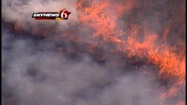 Fire Investigators Say Wagoner Fire Was Arson