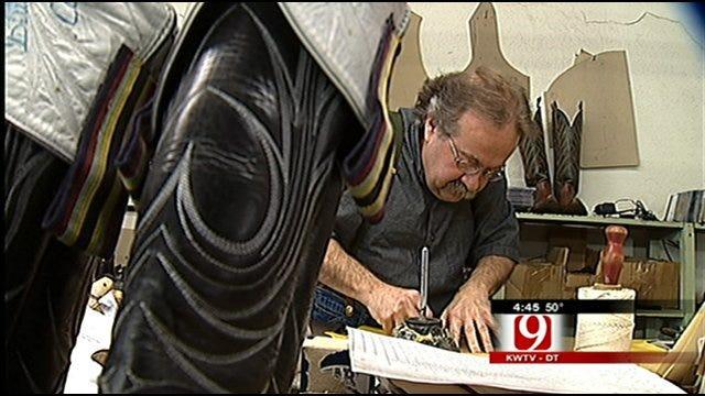 Oklahoma Moment: Blucher Boots
