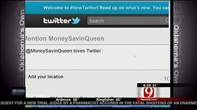Saving Money On Twitter