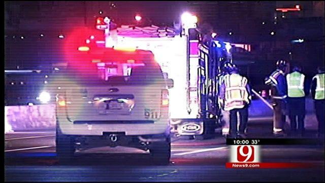 Man Killed On Eastbound I-40