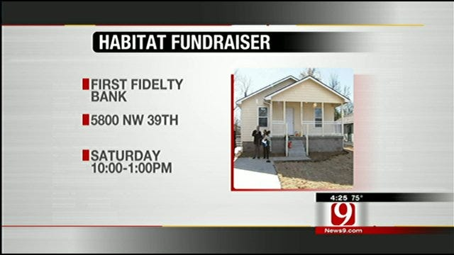 Desmond Mason, First Fidelity Team Up With Habitat For Humanity