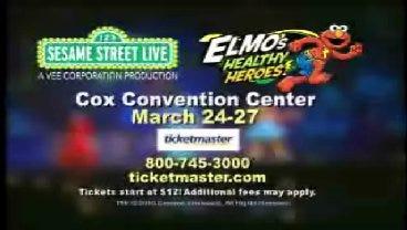 Sesame Street Live 15