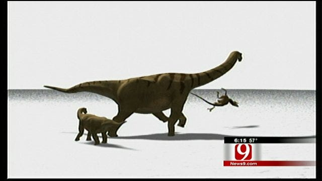 Scientists Discover New Dinosaur At Sam Noble Museum