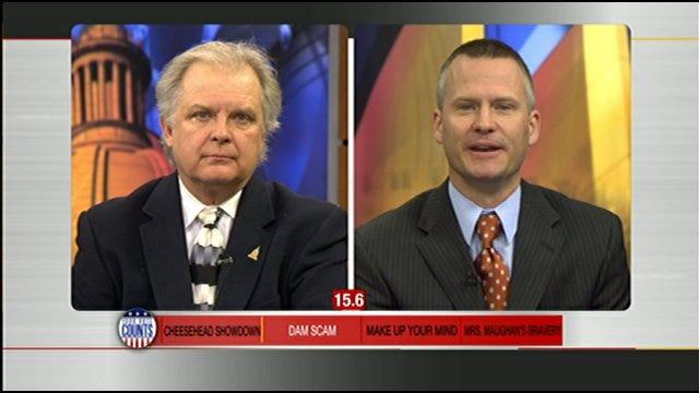 Your Vote Counts: Wisconsin Pension Battle, GRDA Scam, Dog Defense