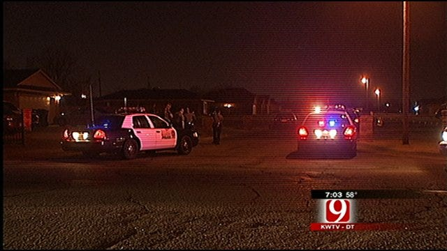 Teen Wounded In Oklahoma City Home Invasion