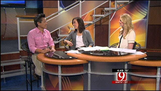 Designer Vern Yip Offering Tips To Oklahomans