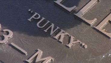 Family Finds Closure With Headstone For Slain Daughter's Grave