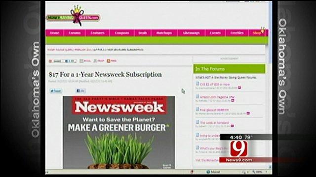 Money Saving Queen: News Junkie Deals
