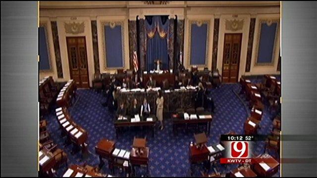 Oklahoma Senators On Opposite Sides Of Earmark Ban