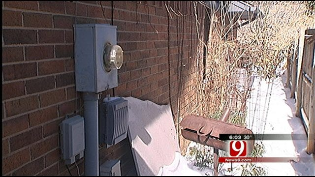 Snow Could Mean Estimated Electric, Gas Bills For Some Residents