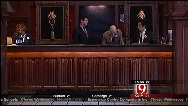 Hotels See Spike In Local Corporate Business Due To Winter Weather
