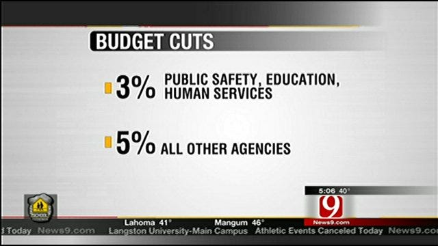 Gov. Mary Fallin Releases Budget For Upcoming Fiscal Year