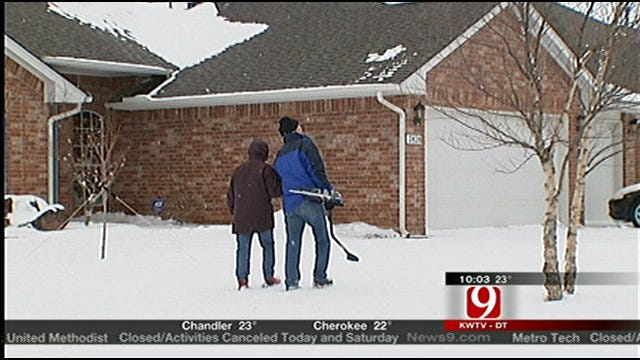 Oklahoma Couple Shares Lifetime Of Winter Knowledge