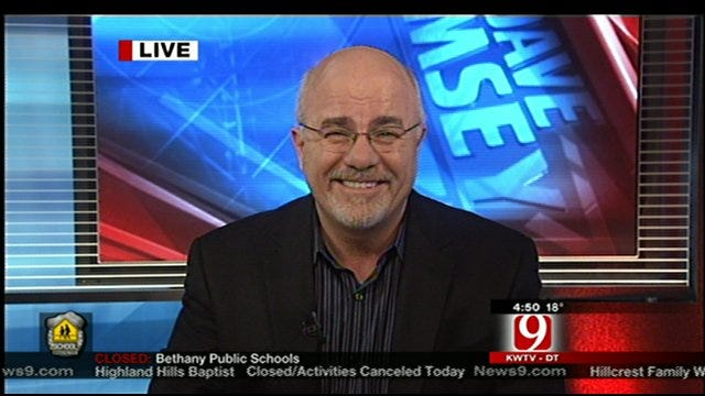 Dave Ramsey Helps Families Save Money