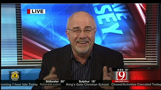 Dave Ramsey On Saving For Retirement