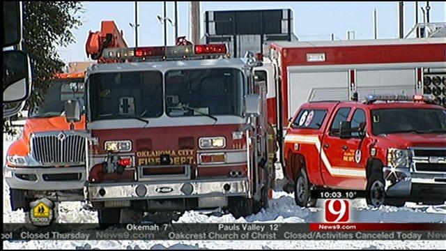 First Responders Face Bigger Work Load After Brutal Snowstorm