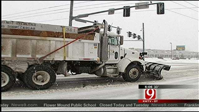 City Crews Ready To Clear Metro Streets